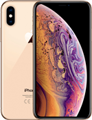For iPhone/iPad Mobiele telefoon / Tablet iPhone Xs Max Gold