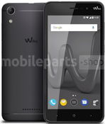 Wiko Mobile phone / Tablet Wiko Lenny 4 Plus Black