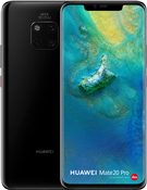 Huawei Mobiele telefoon / Tablet Huawei Mate 20 Pro Black