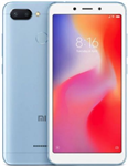 Xiaomi Redmi 6 Blue
