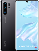 Huawei Mobiele telefoon / Tablet Huawei P30 Pro Black