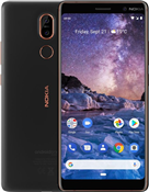 Nokia Mobiele telefoon / Tablet Nokia 7 Plus Black