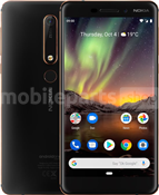 Nokia Mobile phone / Tablet Nokia 6 Black
