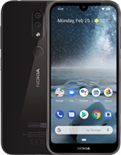 Nokia Mobiele telefoon / Tablet Nokia 4 Black