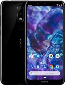 Nokia Mobiele telefoon / Tablet Nokia 5 Plus Black