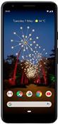 Google Mobiele telefoon / Tablet Google Pixel 3A Black