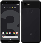 Google Mobiele telefoon / Tablet Google Pixel 3 Black