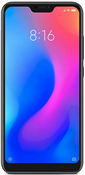 Xiaomi Mobile phone / Tablet Xiaomi Mi 6 Black