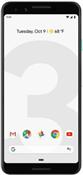 Google Mobile phone / Tablet Google Pixel 3 Black